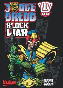 Judge Dredd: Block War Card Game